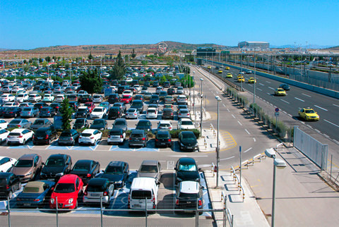 Athens Airport Parking