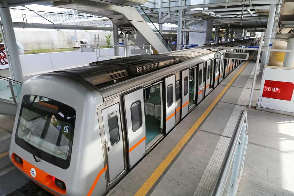 Athens Airport Metro Line 3