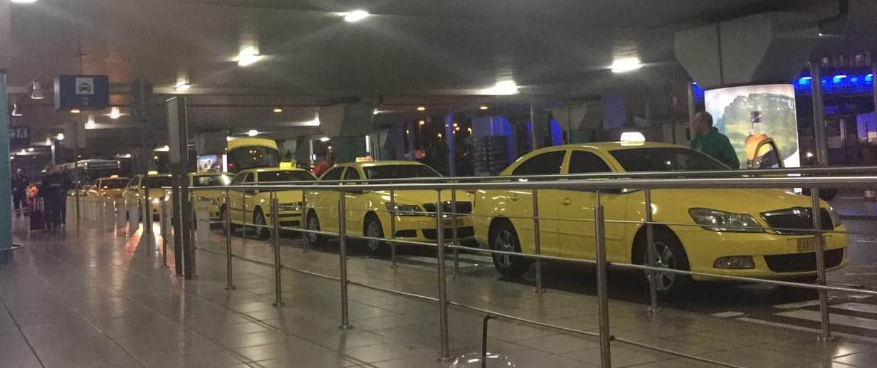Athens Airport Taxis